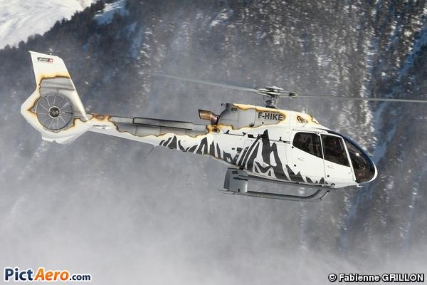 Eurocopter EC-130 T2 (Skycam Hélicoptères)
