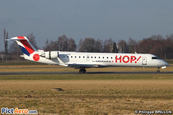 Canadair CL-600-2C10 Regional Jet CRJ-701 (HOP!)
