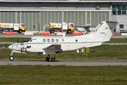 Beech C-12U Huron (84-0157)