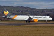 Airbus A321-211/WL (G-TCDF)