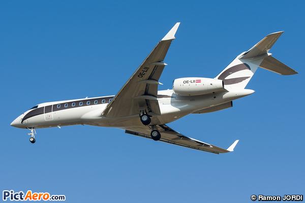 Bombardier BD-700-1A11 Global 6000 (Amira Air)