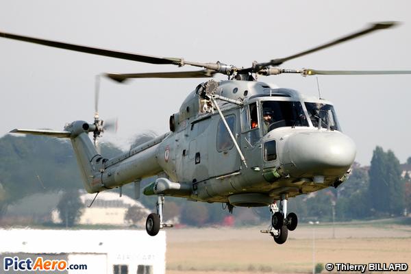 Westland WG-13 Lynx HAS2(FN) (France - Navy)
