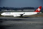 Airbus A340-311 (TC-JDK)