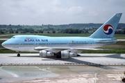 Boeing 747SP-B5 (HL7457)