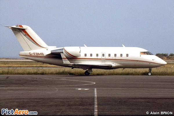Canadair CL-600-2B16 Challenger 601-3A (Challenger Aviation Ltd)
