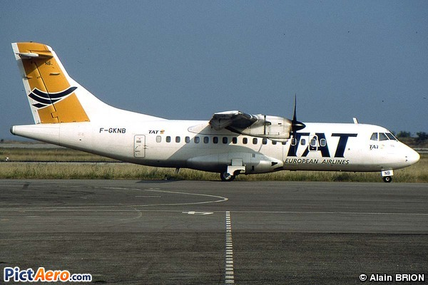 ATR 42-310 (TAT European Airlines)