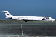 McDonnell Douglas MD-82 (DC-9-82) (I-SMER)