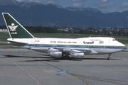 Boeing 747SP-68 (HZ-AIF)