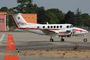 Beech Super King Air 200 (F-ZBFK)