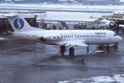 Fokker F-28-4000 Fellowship (OO-DJB)