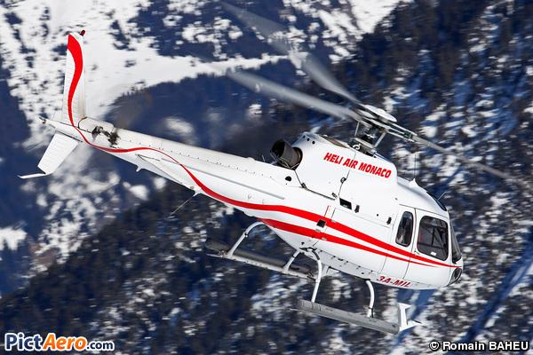 Eurocopter AS-350 B2 (Heli Air Monaco)