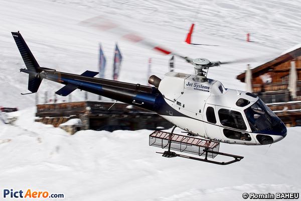 Aérospatiale AS-350B2 Ecureuil (Jet Systems Helicoptères Service)