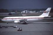 Airbus A300B4-620 (A6-SHZ)
