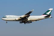 Boeing 747-467/F/ER/SCD (B-LIC)