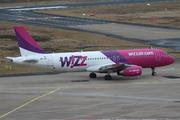 Airbus A320-232 (HA-LWI)