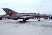 Mikoyan-Gurevich MiG-21MF (8207)