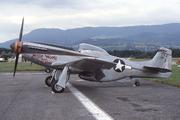 Commonwealth CA-18 Mustang 22 (P-51D) (G-HAEC)