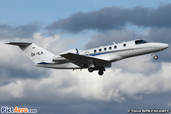 Cessna 525A CitationJet CJ2+ (Private)