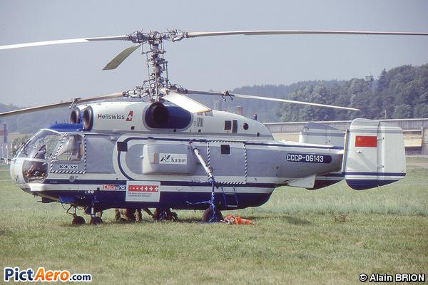 Kamov Ka-32A12 (Heliswiss)