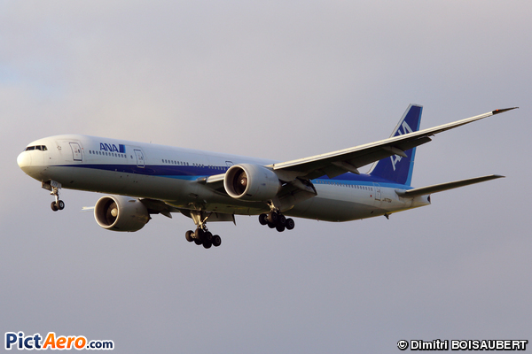Boeing 777-381/ER (All Nippon Airways)