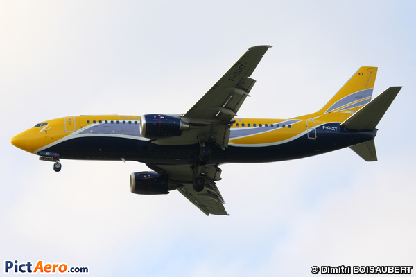 Boeing 737-39M/QC (Europe Airpost)