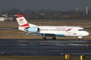 Fokker 70 (F-28-0070) (OE-LFH)