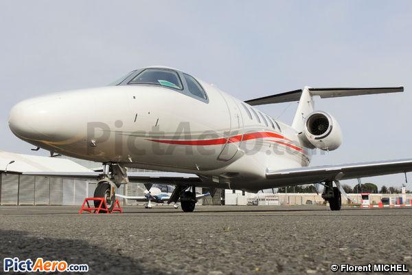 Cessna 525C Citation jet 4 (Ixair)