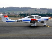 Diamond DA-40D Diamond Star (F-HCME)