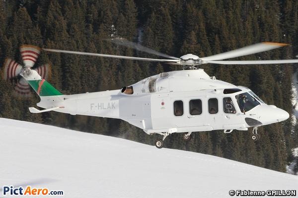 Agusta AB-139 (AW-139) (Privé)