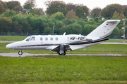 Cessna 525 CitationJet (HB-VOF)