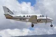Beech B100 King Air  (5R-MKY)