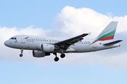 Airbus A319-112 (LZ-FBB)