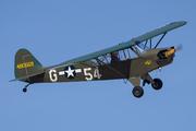 Piper L-4H Grasshopper  (J-3C-65D) (EC-AJY)