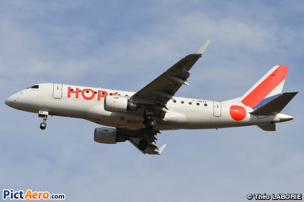 Embraer ERJ 170-100LR (HOP!)