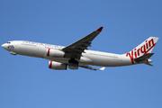 Airbus A330-243 (VH-XFD)