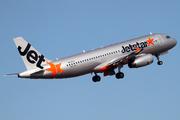 Airbus A320-232 (VH-VFJ)