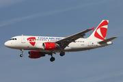 Airbus A319-112 (OK-MEL)