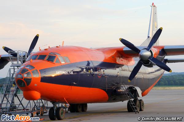Antonov An-12B (CAVOK Air)
