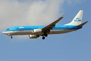 Boeing 737-8K2 (PH-BXV)