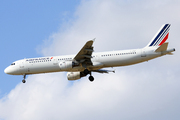 Airbus A321-212 (F-GTAY)