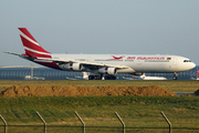 Airbus A340-313X (3B-NBJ)