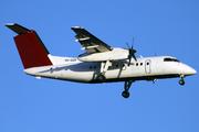 De Havilland DHC-8-102A Dash 8 (VH-QQK)