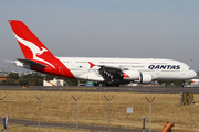 Airbus A380-842 (VH-OQI)
