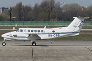 Beech B200T Super King Air (S5-CBB)