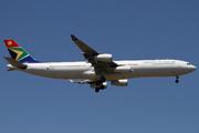 Airbus A340-313E (ZS-SXA)