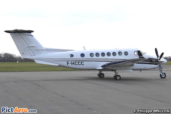 Beech Super King Air 300 (Untitled)