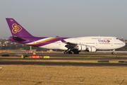Boeing 747-4D7 (HS-TGY)