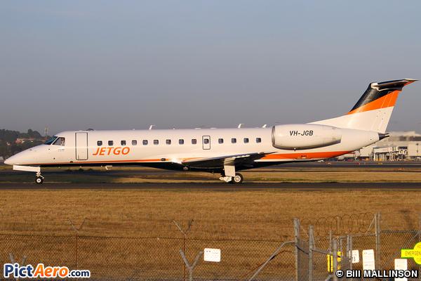 Embraer ERJ-135LR (JetGo Australia Holdings Pty Ltd)