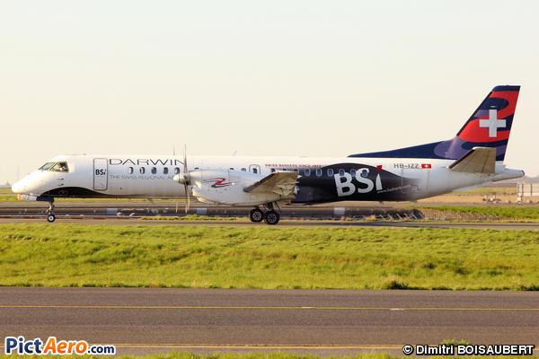 Saab 2000 (Darwin Airline)