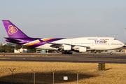 Boeing 747-4D7 (HS-TGT)